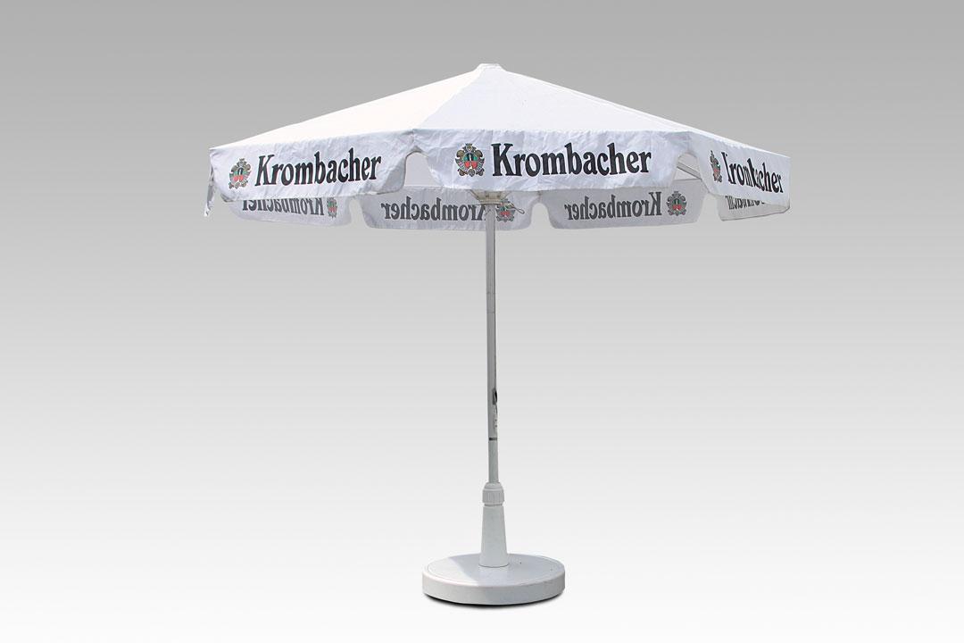Krombacher Schirm