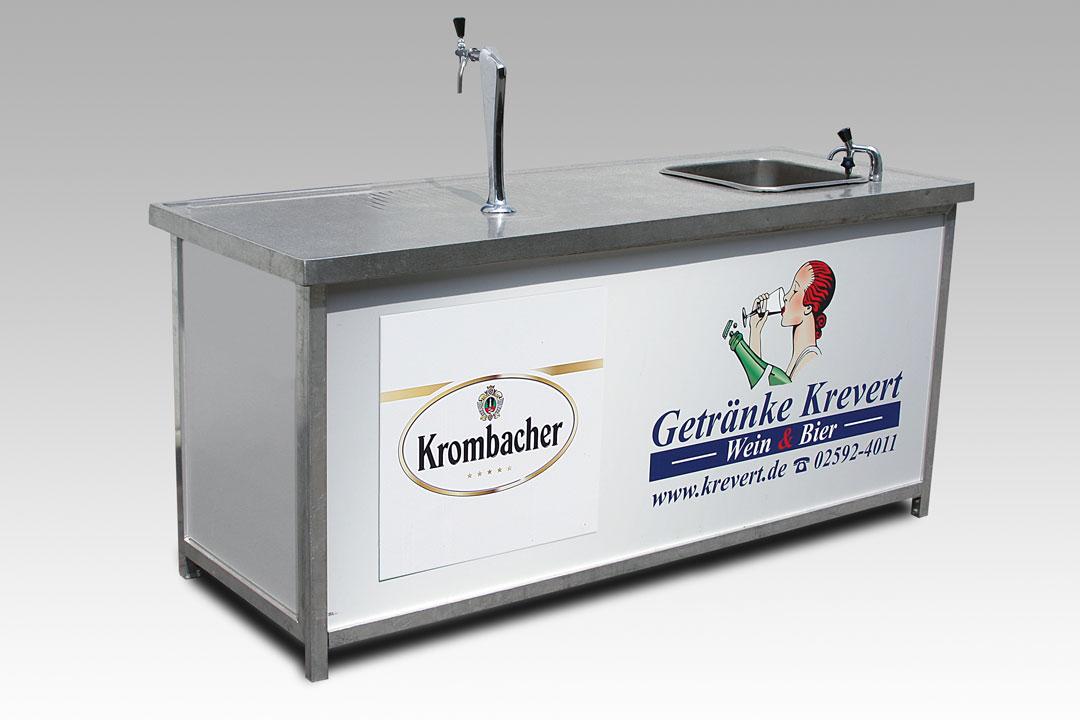 Krombacher Spültheke